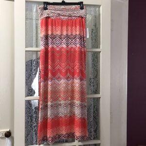 Large Maxi Skirt